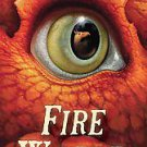 Fire World by Chris D'Lacey (2011, Hardcover)