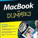 Macbook for Dummies by Mark L. Chambers (2010, Paperback)