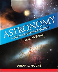 Astronomy: A Self-Teaching Guide by Dinah L. Moche (2009, Paperback)