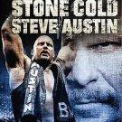 WWE - Stone Cold Steve Austin's Life & Legacy (DVD, 3-Disc Set)