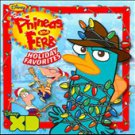 Holiday Favorites * by Phineas and Ferb (CD, Sep-2010, Walt Disney)