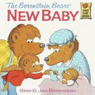 The Berenstain Bears New Baby by Stan Berenstain and Jan Berenstain (1974, Pa...