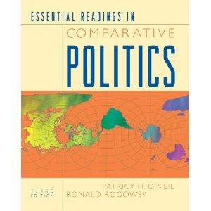 Essential Readings in Comparative Politics (2009, Paperback)