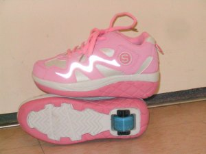 Girls Roller Shoes