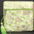 WHOLESALES - SILK EMBROIDERY PURSE JEWELRY COIN BAG GIFT PACKING PACKAGE FAVORS
