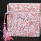 CHINESE ART CHINA EMBRODIERY SILK COINS JEWELRY PURSE WALLET BAG