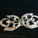 Vintage Rhinestone Crystal Wedding Bridal Sweater Closure Hook and Eye Clasp DIY
