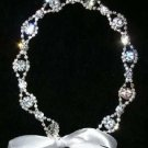 Bridal Wedding Rhinestone Crystal Vintage Tiara Headband Headpiece Accessories