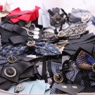 3 Mix Assorted Men Father Accessories Pre-Tied Wedding Bow Tie Bowtie