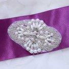 Rhinestone Crystal Wedding Faux Pearl Beaded Small Mini Sew Iron Applique DIY