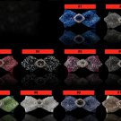 Crystal Wedding Bridal Men Pre Tied Vintage Bow Tie Neck Tie Father's Gift