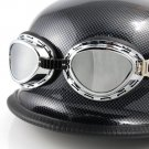 New Motorcycle Sunglasses Goggles Chopper Moped Electric Low-rider Motor Bike WWII German Army Style