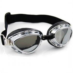 Driver UV Eyewear Sunglass Goggles RAF Steampunk Style Convertible Auto Car Automobile SUV Truck New