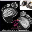 Silicone gel cushion foot care shoe insole pads inserts