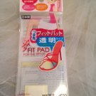 Elastomer Resin Fit Pad for the tiptoe on Clear Type **FREE SHIPPING**