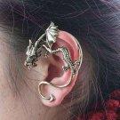 Dragon design Ear Cuff Earring II Tak Fung Hong Hk