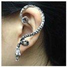 Snake design Earring I Tak Fung Hong Hk