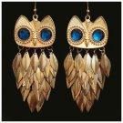 Owl Ear Cuff Earring I Tak Fung Hong Hk