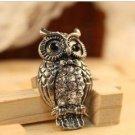 Handmade Owl Ring I Tak Fung Hong Hk