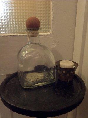 "Altered Patron Bottle - ""Patron Binds"""