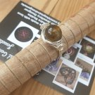 Tiger's Eye wire wrapped Ring