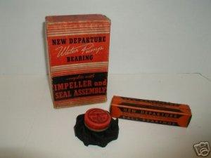 NIB Water Pump Bearing Kit Chevrolet 1937-38