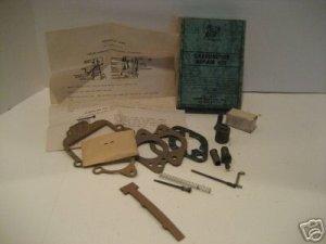 Carburetor Repair Kit - NIB - Plymouth 1935