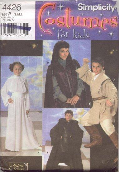 Star Wars Costume Pattern