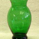 Anchor Hocking Forest Green Vase