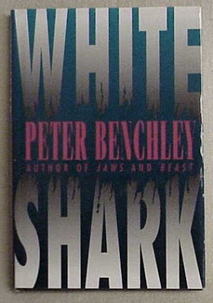 White Shark by Peter Benchley (1994) - Memory Lane Collectibles