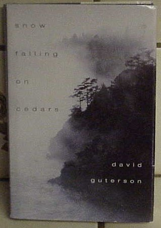Snow Falling on Cedars by David Guterson (1994) - HBDJ - Memory Lane Collectibles