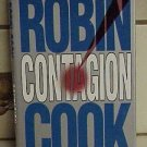 Contagion by Robin Cook (1995) - HBDJ - Memory Lane Collectibles