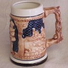 Vintage Pottery Stein - Memory Lane Collectibles