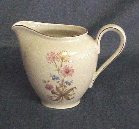 Vintage Bavarian China Creamer    --- FREE SHIPPING ---  Memory Lane Collectibles