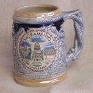 Vintage Stein - Souveneir Sacramento, California  - Memory Lane Collectibles