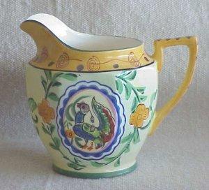Beautiful Creamer - Made in Japan - Memory Lane Collectibles