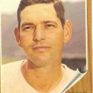 '62 Johnny Klippstein - #151 - Reds