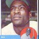 '63 Bill White - Topps #290 - Cardinals
