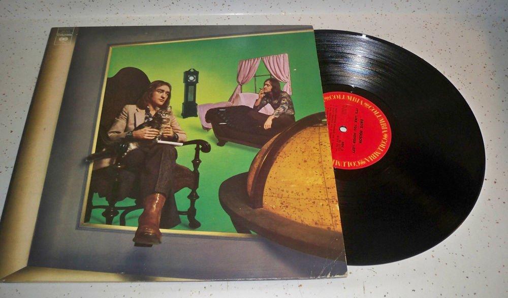 Dave Mason It's Like You Never Left Vinyl LP Record 1973 Columbia KC 31721