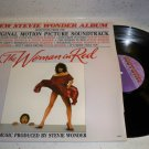 Stevie Wonder The Woman In Red Motion Picture Soundtrack Vinyl Record LP VG+
