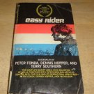 Easy Rider Screenplay Paperback (First Printing, 1969)