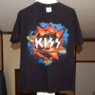 KISS HOTTEST SHOW ON EARTH  2010 TOUR T-SHIRT MEDIUM