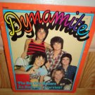 Dynamite Magazine 1976 The Bay City Rollers No. 31