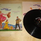 The Sound of Music Original Movie Soundtrack Vinyl LP w/ Booklet 1965 RCA VG+/VG
