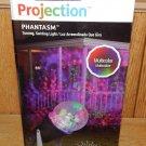 Gemmy LED Halloween Phantasm Multicolor Turning Swirling Projection Light Show