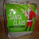 New Home Elements Adult Size Santa Claus Suit Santa Costume