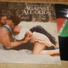 Against All Odds 1984 Vinyl LP  Soundtrack, Phil Collins Stevie Nicks G+/G+