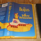 The Beatles - Yellow Submarine (VHS, 1999) Clamshell Case (NTSC/US/CA)