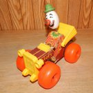 Vintage Fisher Price Wooden Jalopy Car 1965 #724