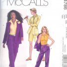 M4786 McCalls Pattern Lined Jacket,Skirt,Shorts,& Pants Misses/Miss Petite  Size 14-16-18-20
